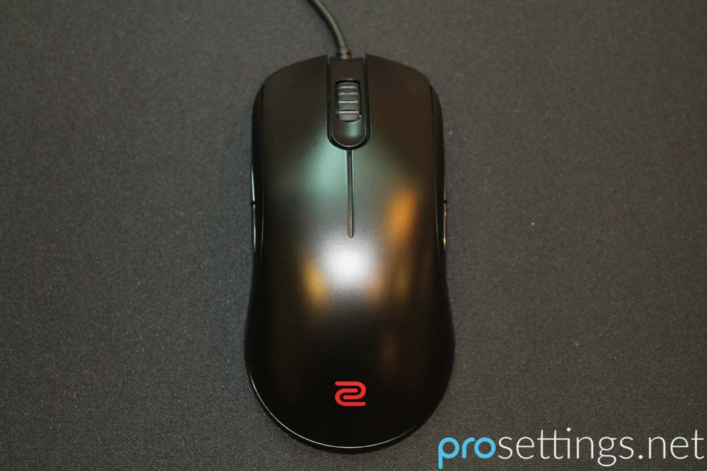Zowie EC2-A Review Side