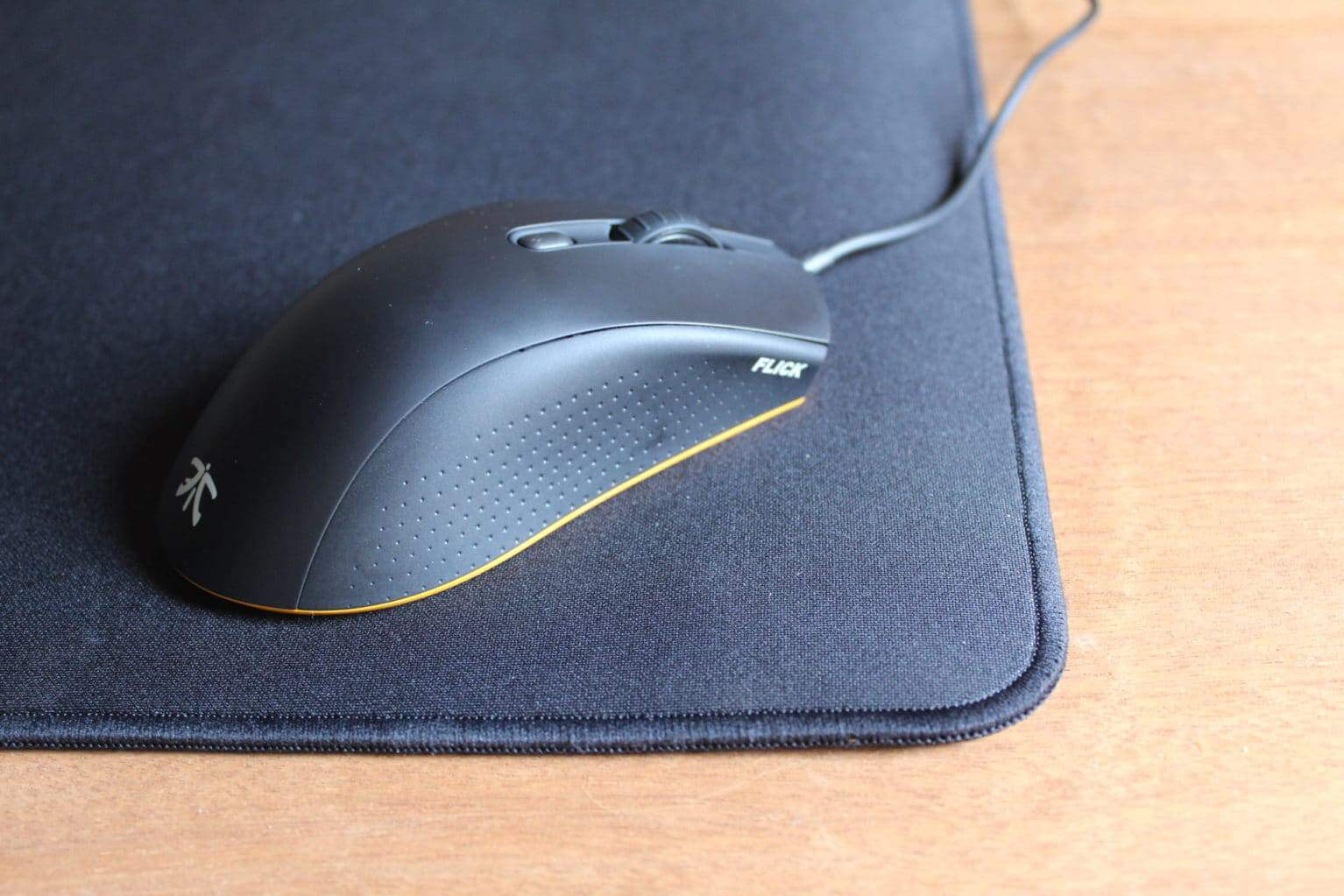 Fnatic Flick 2 Review Mouse