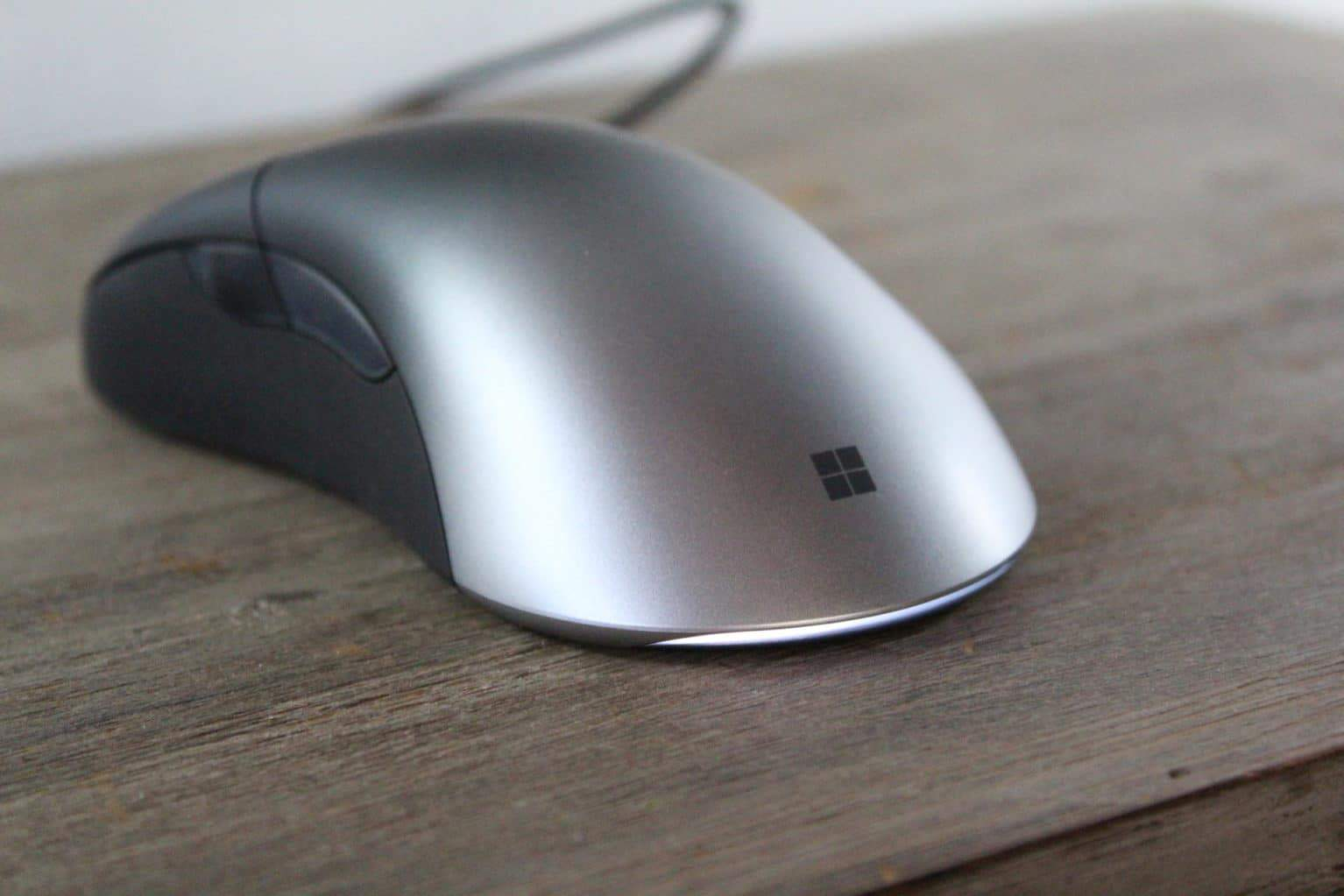 Microsoft Intellimouse Pro Review | ProSettings net