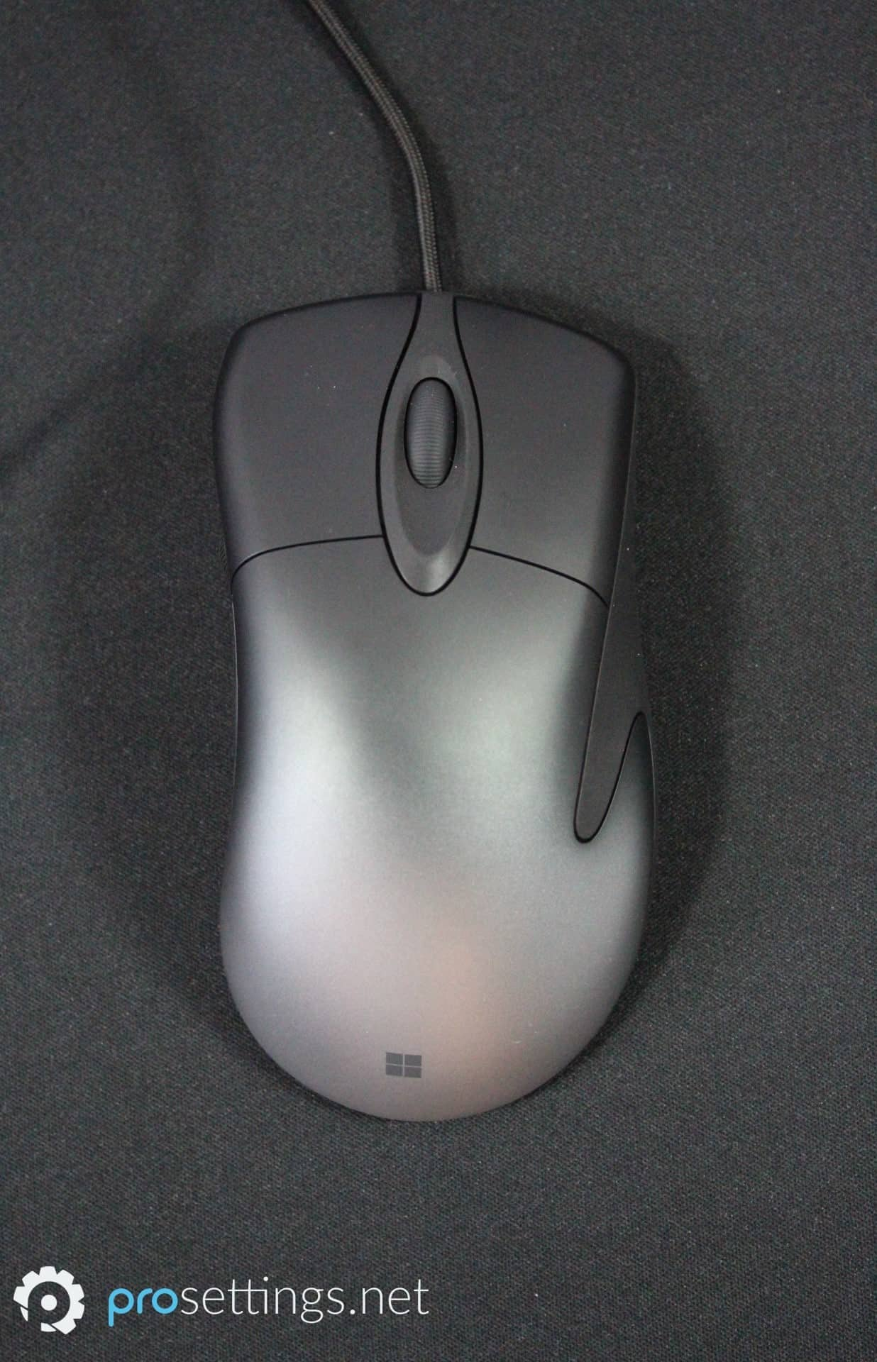 Microsoft Intellimouse Pro Review Top