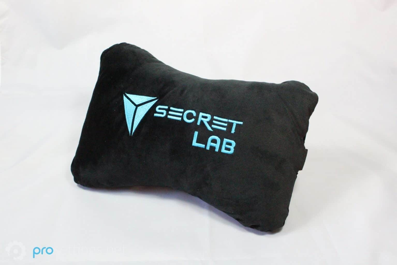 Secretlab Titan Softweave Review Cushion