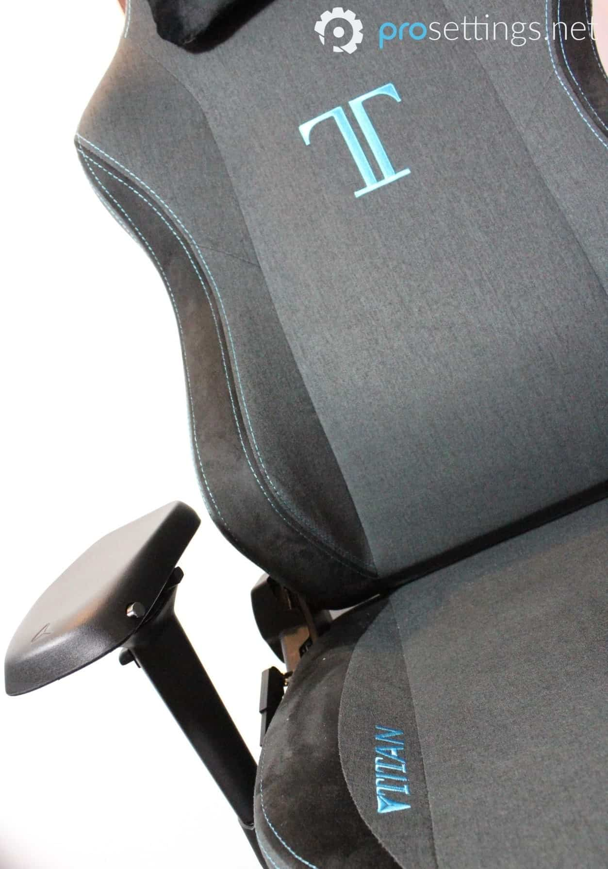 Secretlab Titan Softweave Review Chair Overview