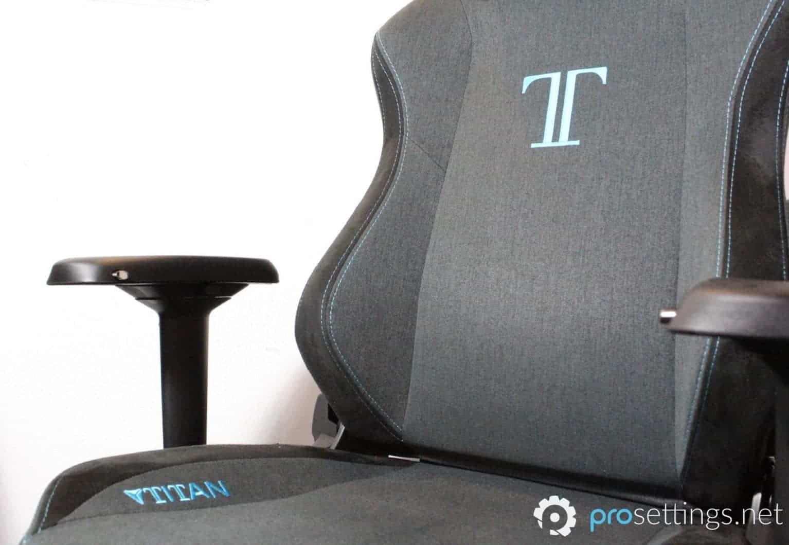 Secretlab Titan Softweave Review Chair Seat