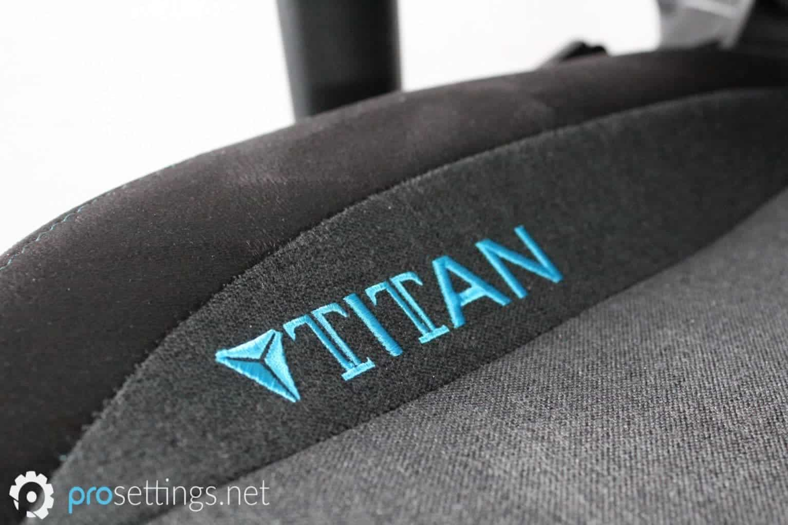 Secretlab Titan Softweave Review Chair