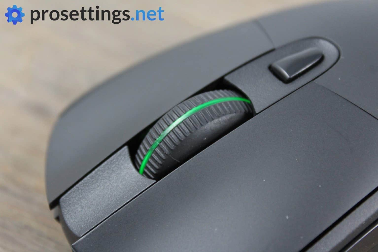 Logitech G703 Scroll Wheel Mouse Review