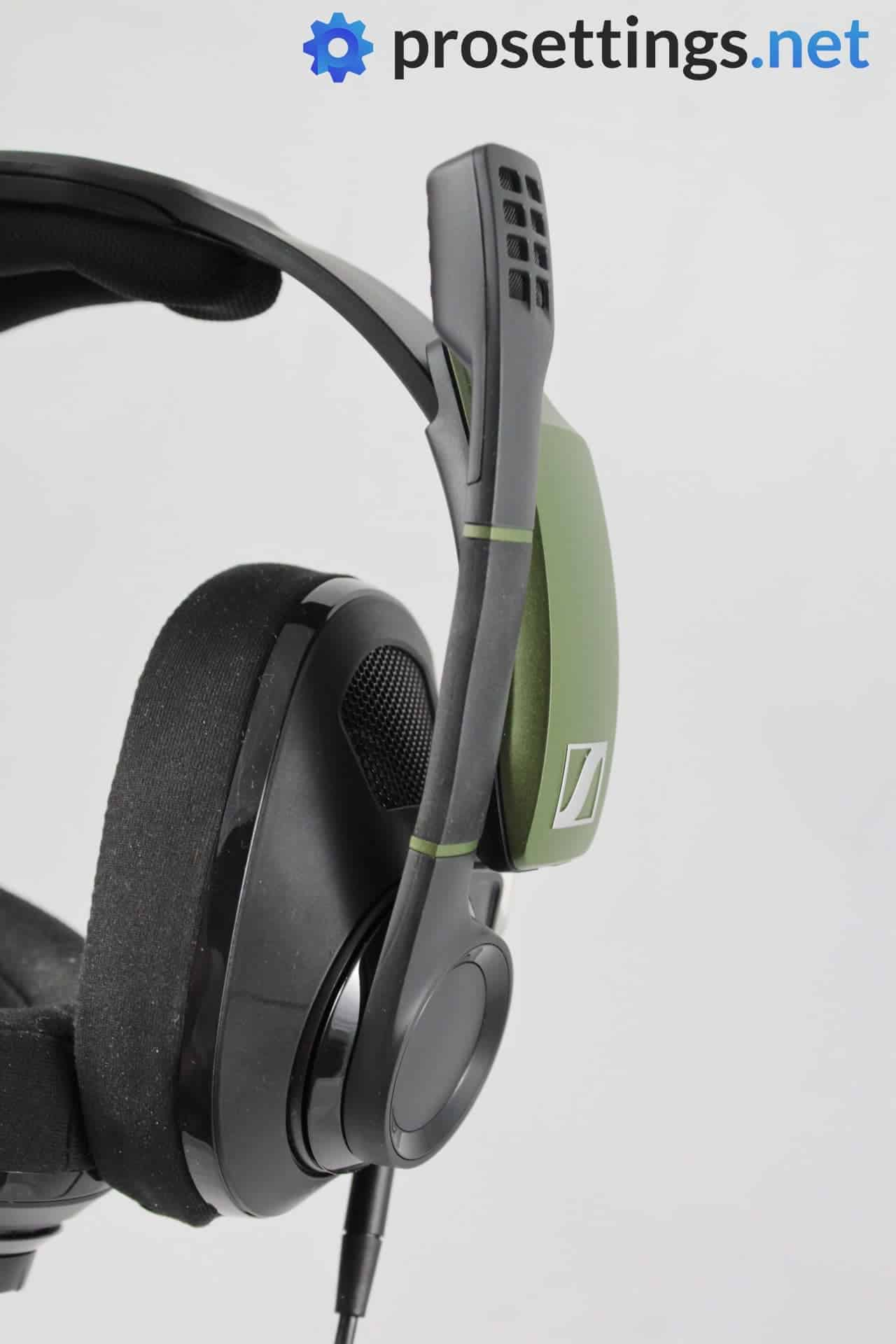 Sennheiser GSP 550 Review | ProSettings net