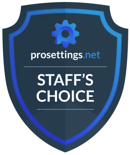 ProSettings.net Staff Badge