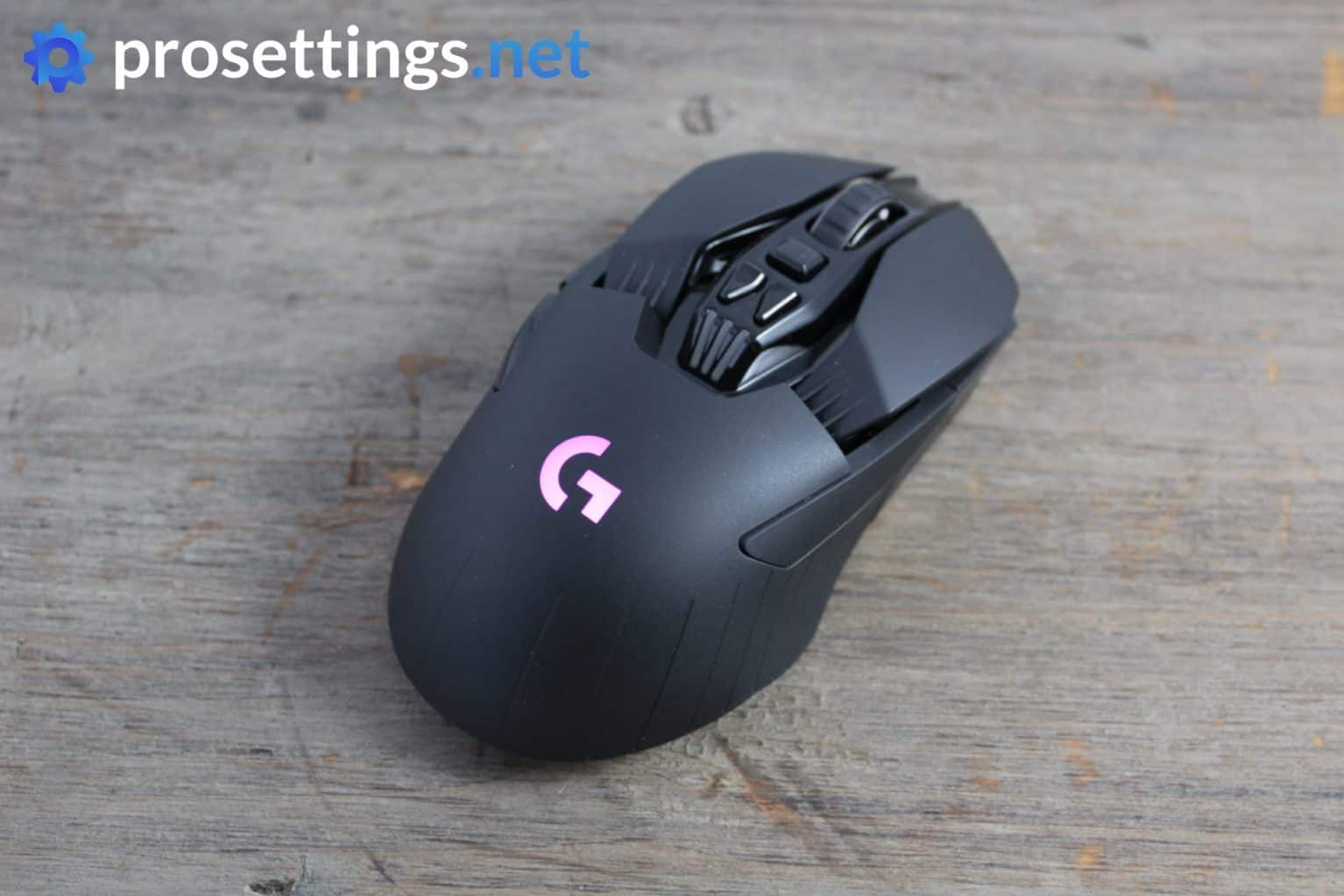 Logitech G903 Review Mouse