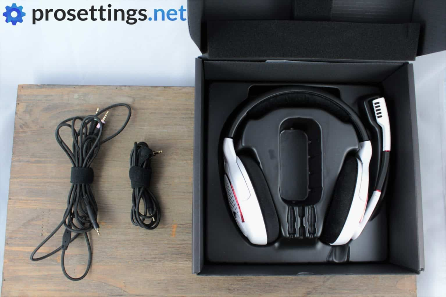 Sennheiser GAME ONE Review Packaging