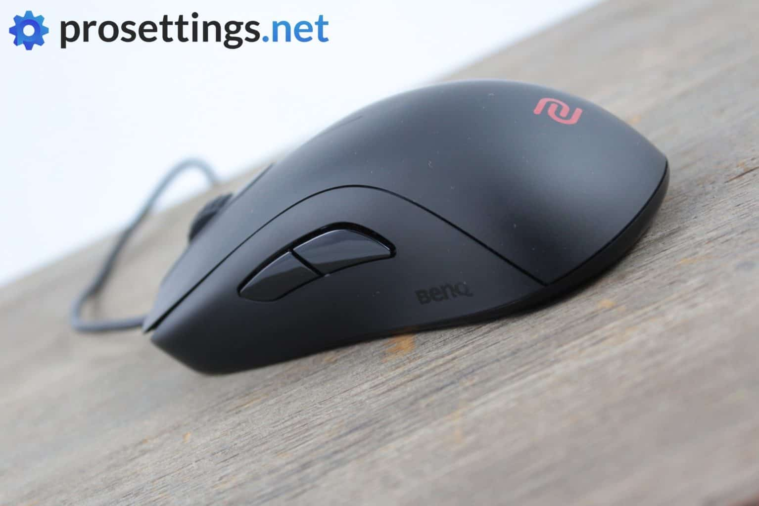 Zowie S2 Review Mouse