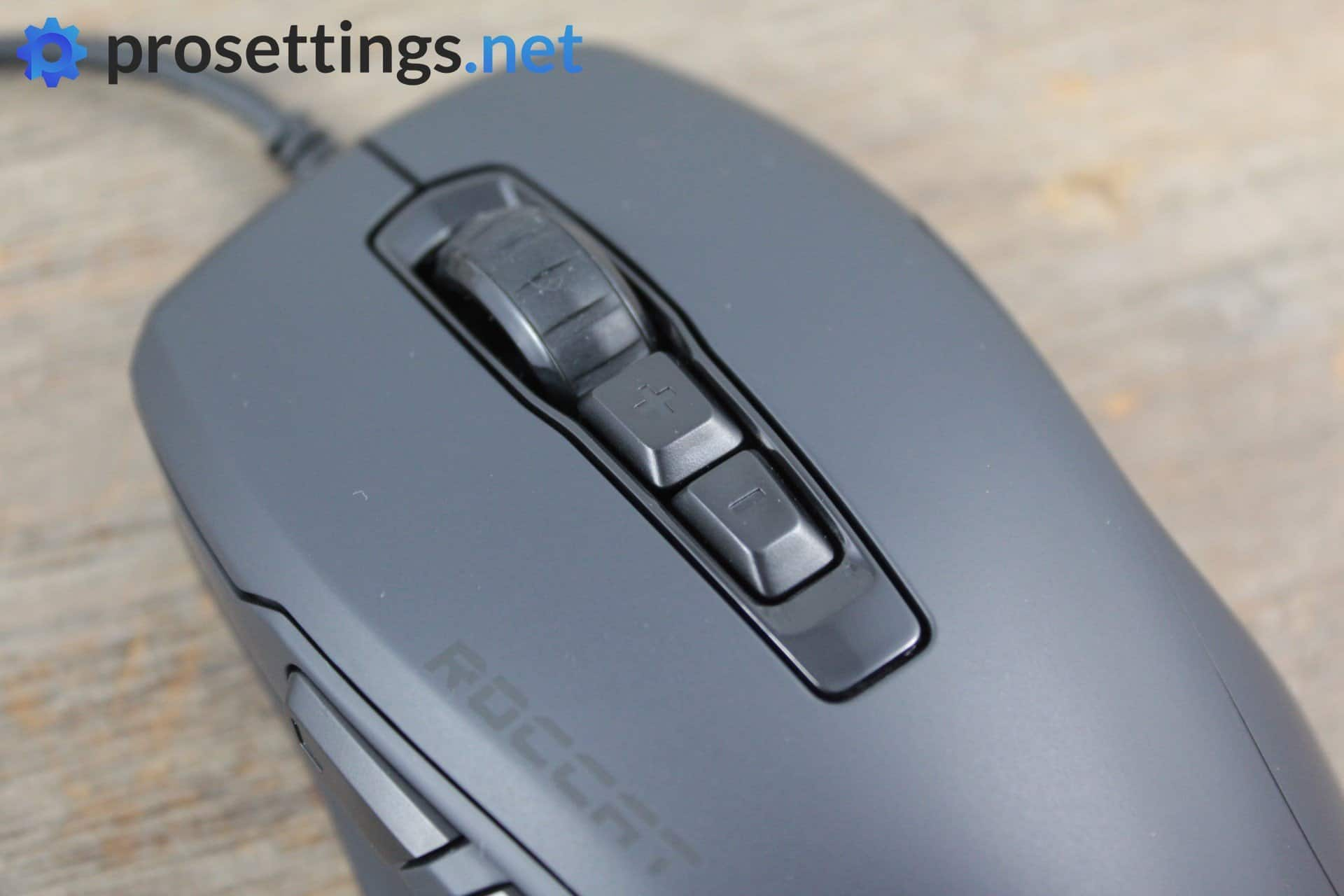 Roccat Kone Pure Ultra Mouse Review