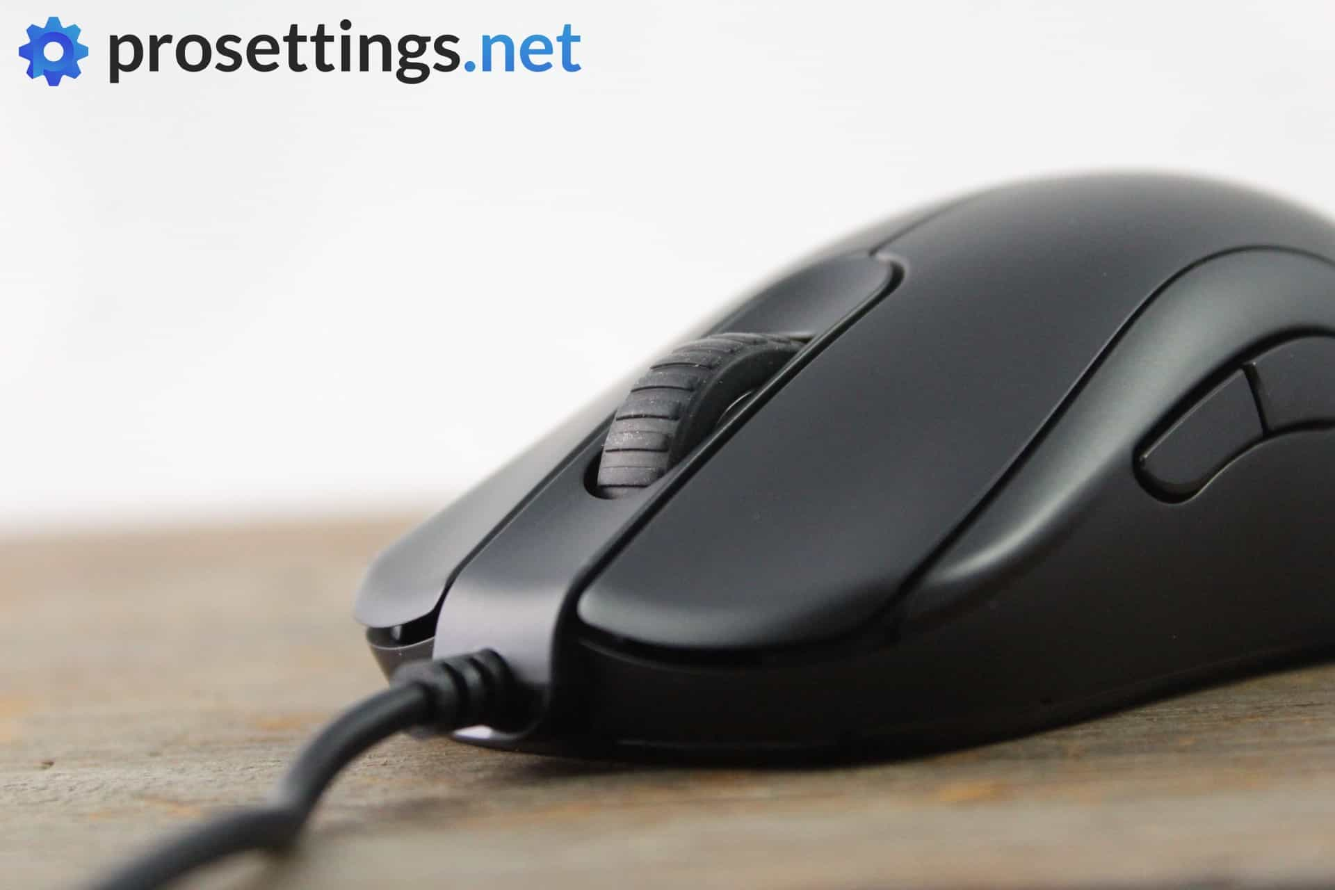 Zowie ZA13-B Review Mouse