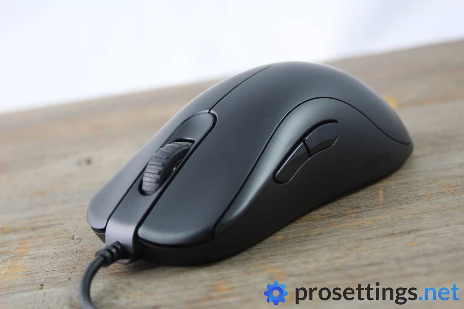 Zowie ZA13-B Review Mouse First Impressions