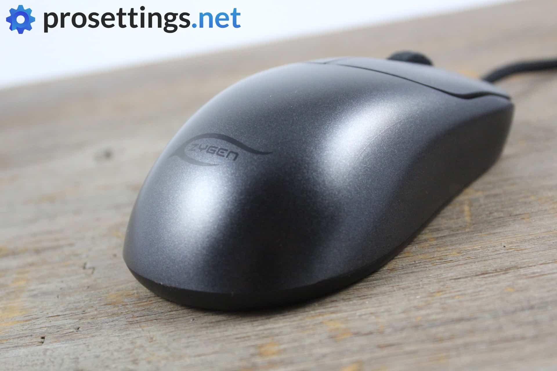 Vaxee Zygen NP-01 Review Mouse