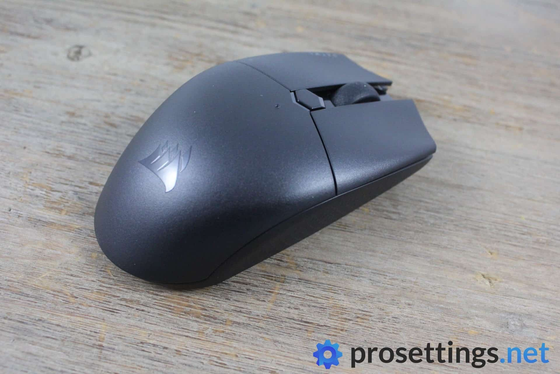 Corsair Katar Pro Wireless Review Mouse