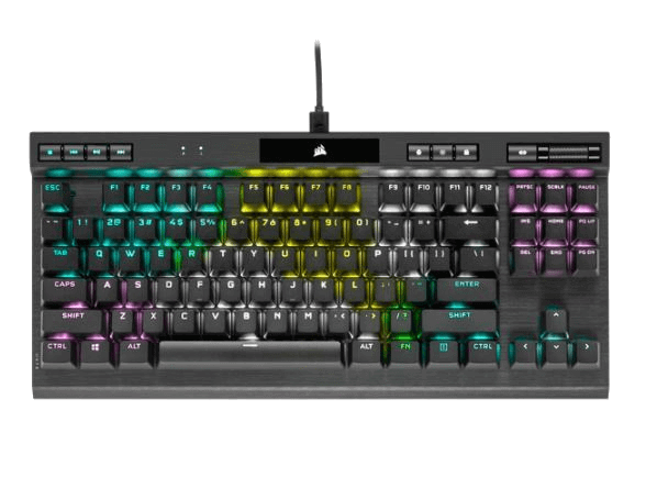 Corsair K70 RGB TKL Keyboard Review