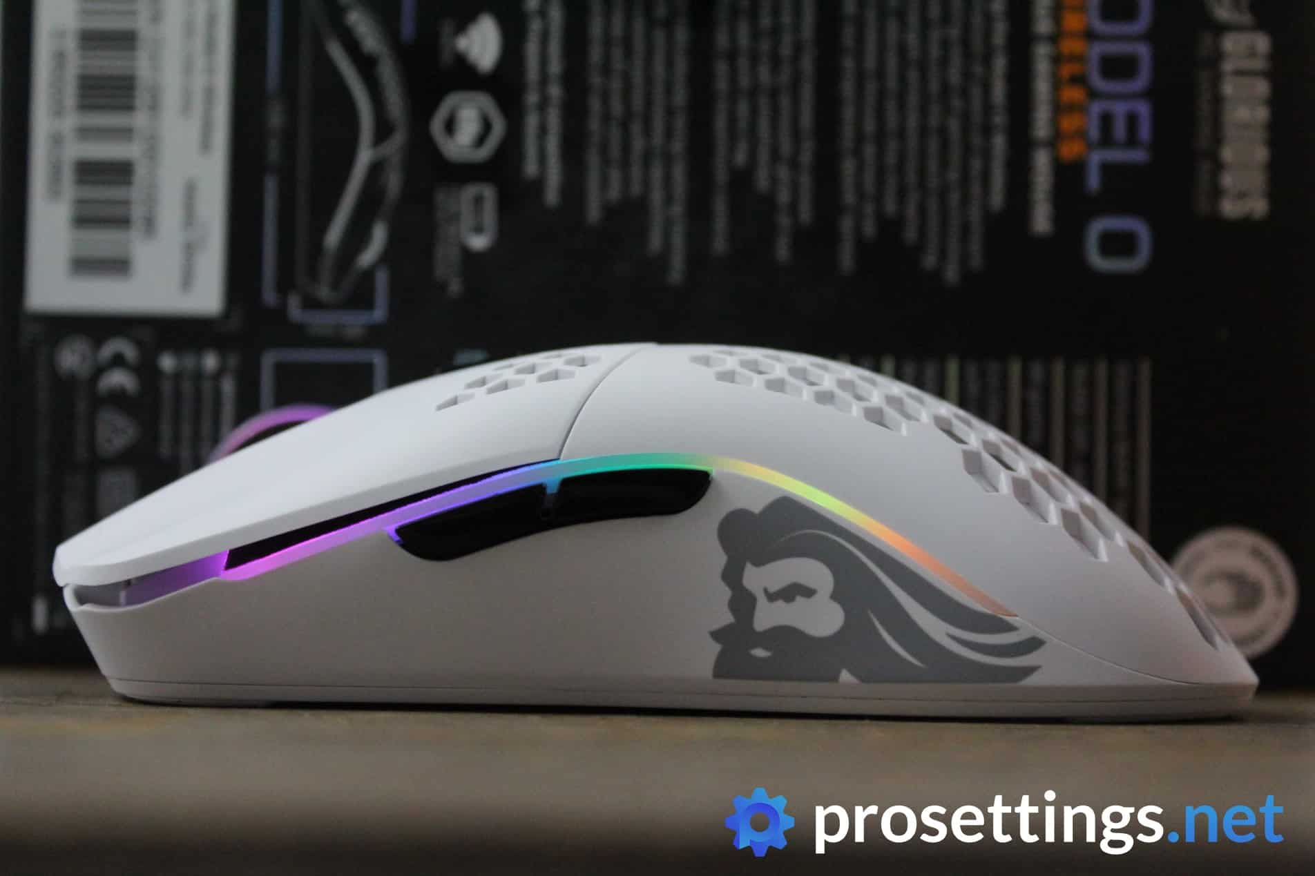 Glorious Model O Wireless Review Quality & Cable